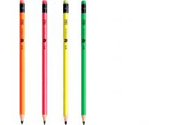 Lápis de Escrever HB N2 Neon Academie Tilibra