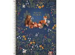 Caderno Universitário Loveland 80 Folhas Tilibra