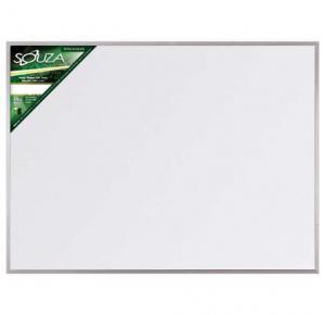 Quadro Branco Standart 70x50 Moldura de Alumínio POP SOUZA
