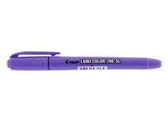 Marca Texto Lumi Color Roxo 200-SL Neon Pilot
