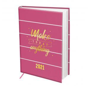 Agenda Executiva Pink A6 2021 DAC