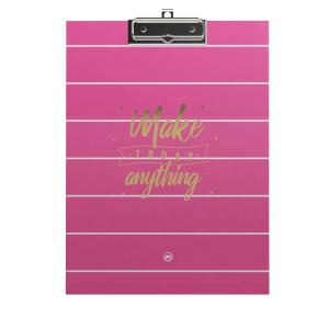 Prancheta Planner Permanente Pink Dac