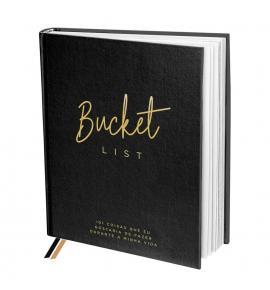 Livro De Anotações Bucket List - Preto - DAC