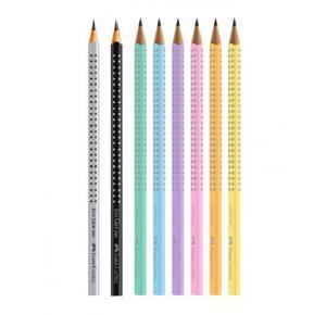 Lápis de Escrever  2B Eco Grip 2001 Faber Castell