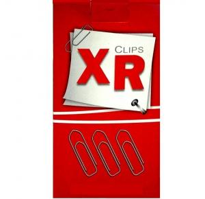 Clips Galvanizado 2/0 com 100 unidades XR