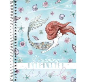 Caderno Colegial Ariel 80 Folhas Tilibra