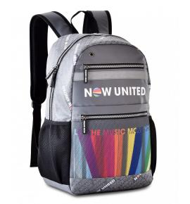 Mochila de Costas Oficial Now United Clio