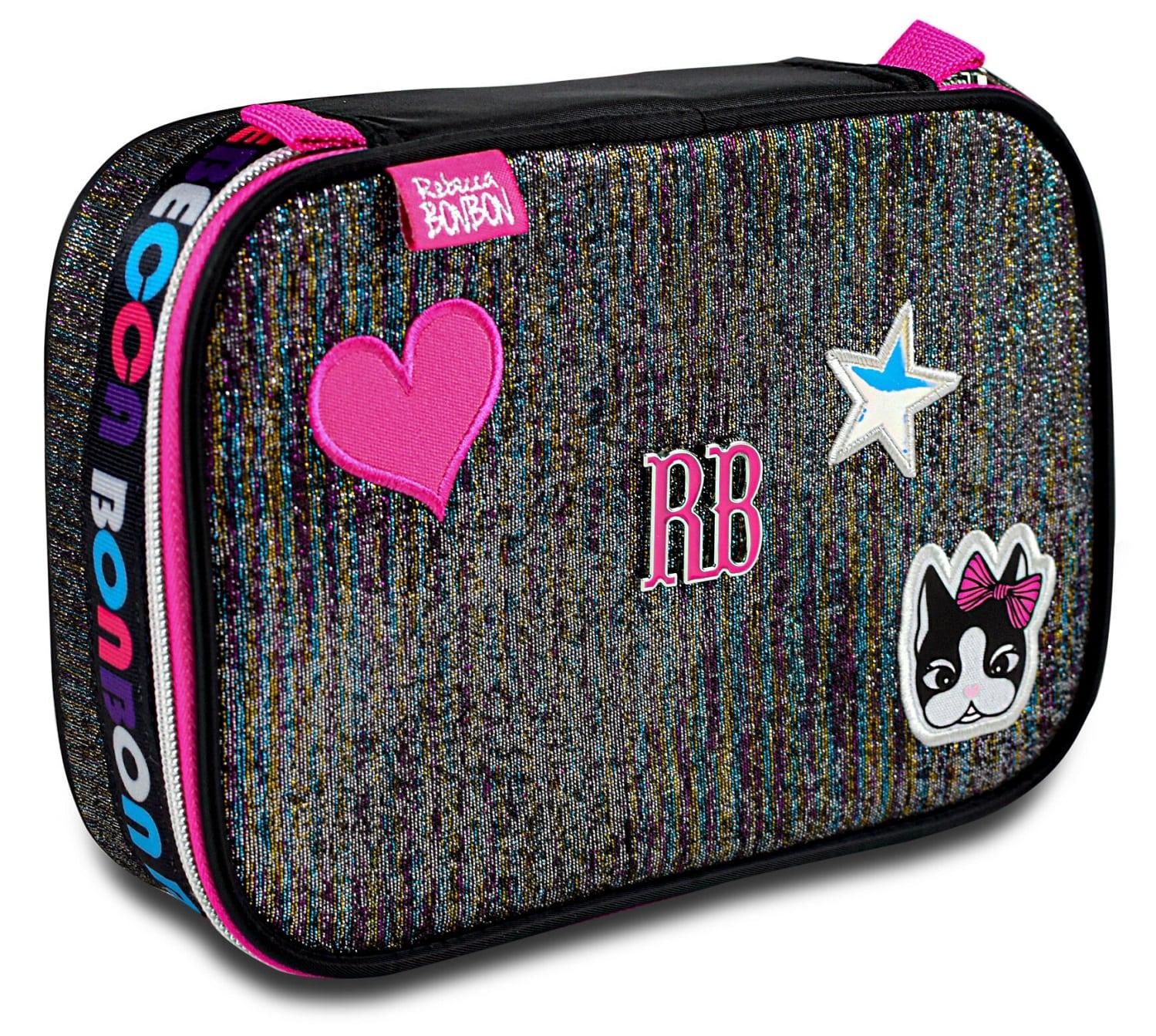 Estojo Box Glitter RB3129 Rebecca Bonbon Clio