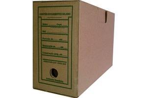 Pasta Arquivo Morto Papelão Ofício Big Box