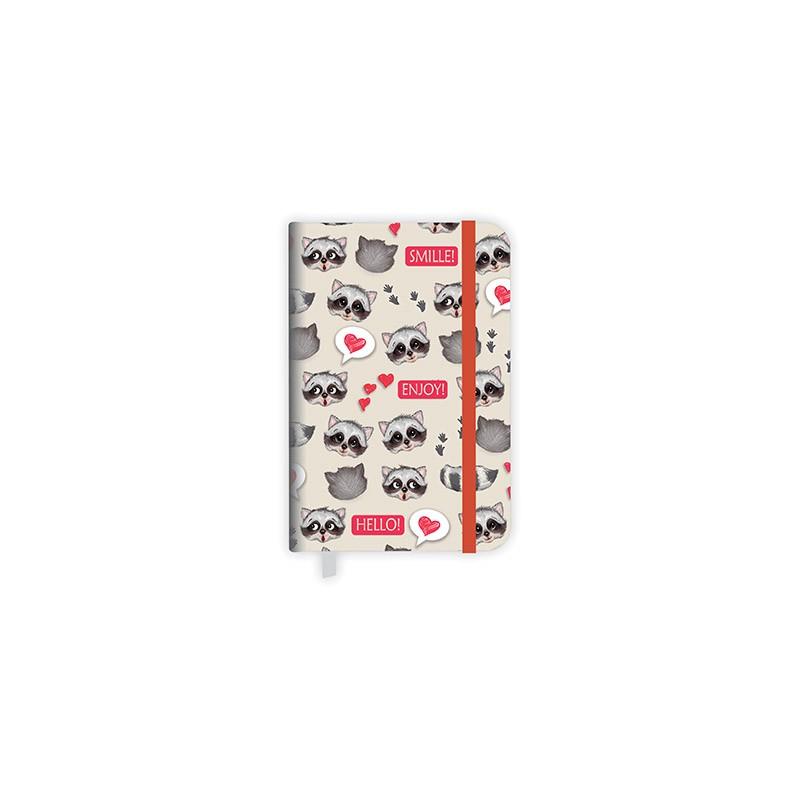 Caderneta Pequena GUAXINIM Redoma