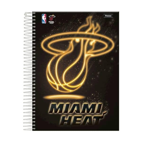 Caderno Universitário NBA 96 Folhas Foroni