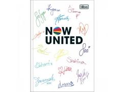 Caderno Costurado 1/4 Now United Tilibra