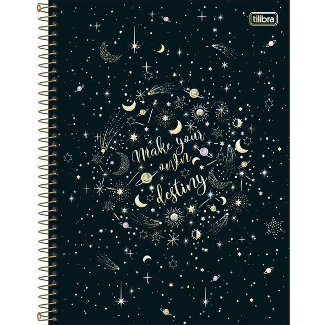 Caderno Universitário Magic 80 Folhas Tilibra