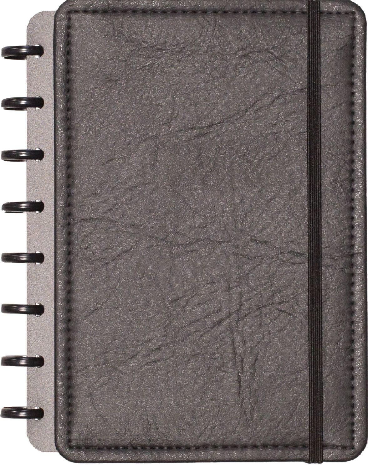 Caderno Inteligente Médio Black Ecológico
