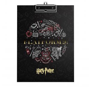 Prancheta Planner Permanente Harry Potter Dac