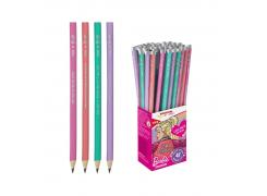 Lápis de Escrever HB Barbie Fashion Cool Tris