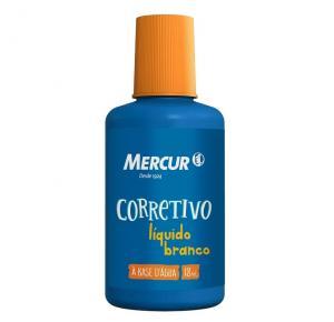 Corretivo Líquido 18 ml Mercur