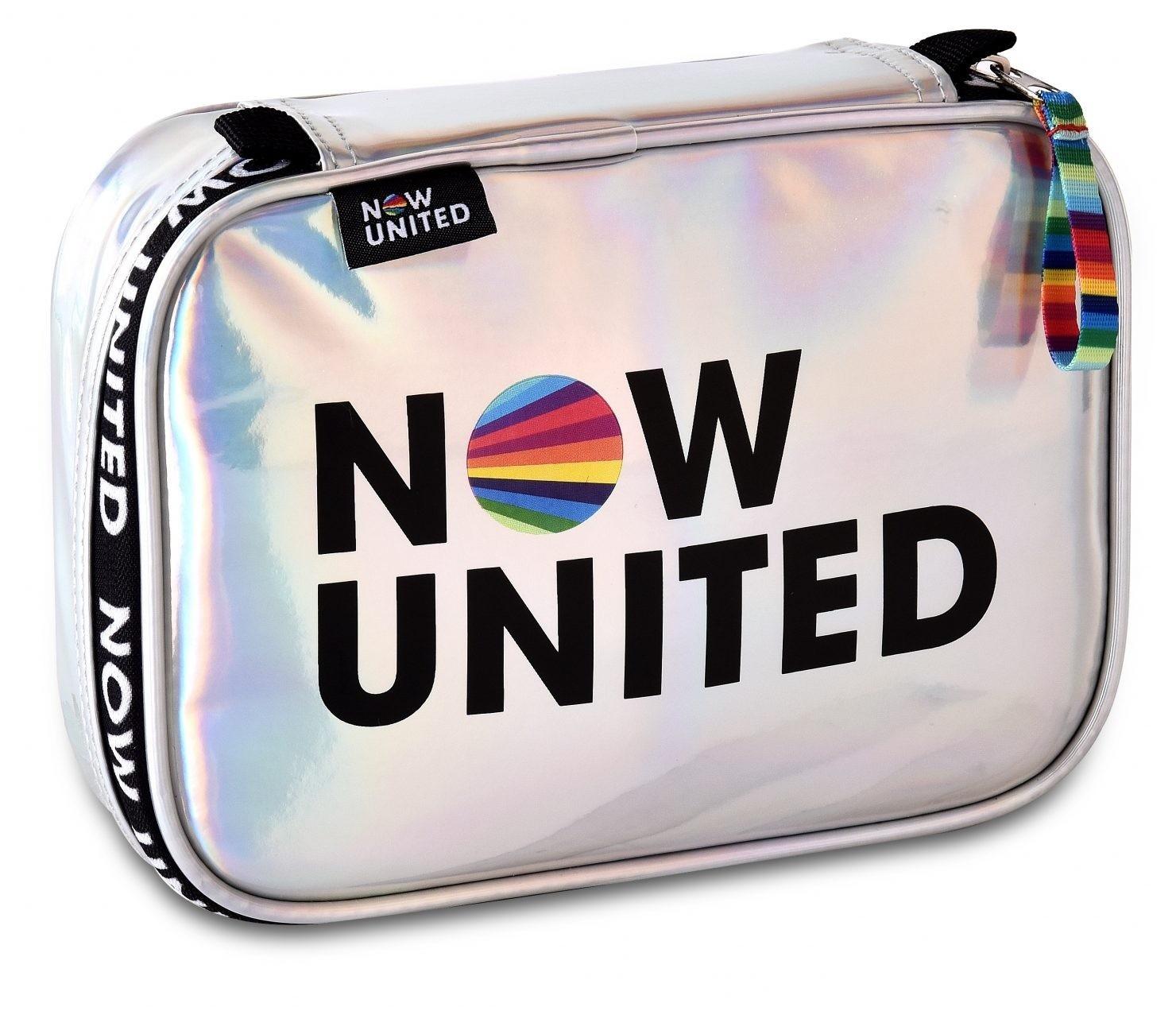 Estojo Box Holográfico Now United Clio