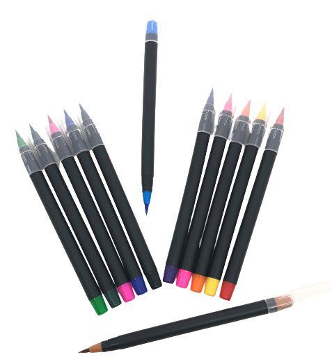 Caneta Pincel Brush Pen BRW
