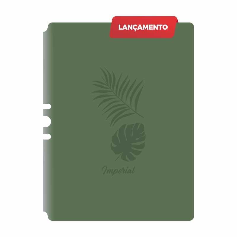 Caderneta Flexível com Porta Caneta Imperial Redoma