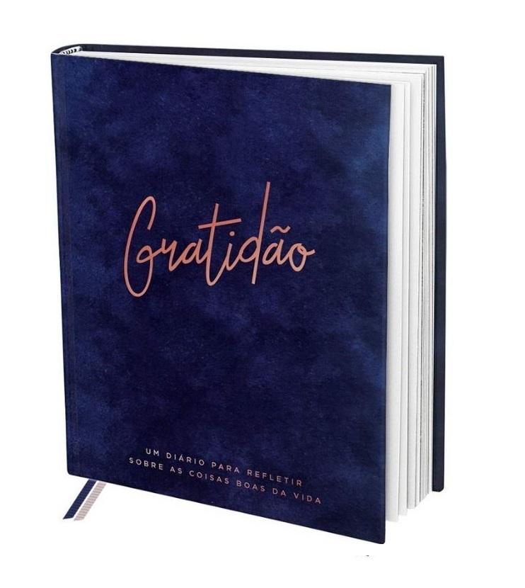 Livro da Gratidão DAC ''Gratidão''