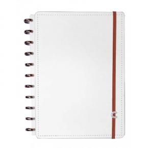 Caderno Inteligente Grande All White