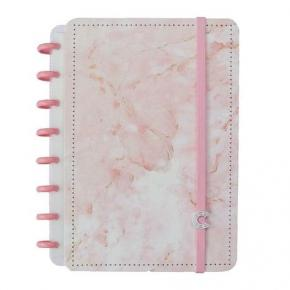 Caderno Inteligente A5 Pink Marble Dream
