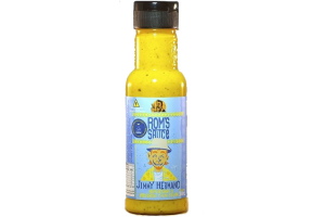 JIMMY HERMANO - MOSTARDA E CHIMI CHURRI - ROMS SAUCE (300 ML)