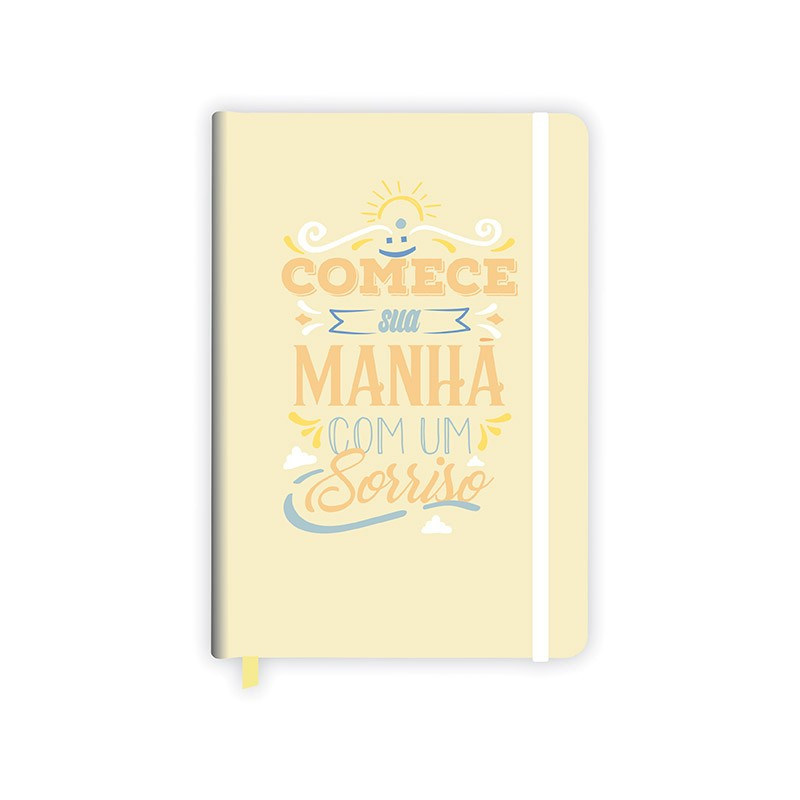 Caderneta Bullet Journal Frases CANDY Redoma