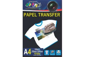 PAPEL TRANSFER 120G C/10 FOLHAS OFF PAPER
