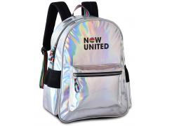 Mochila Holográfica Now United Clio