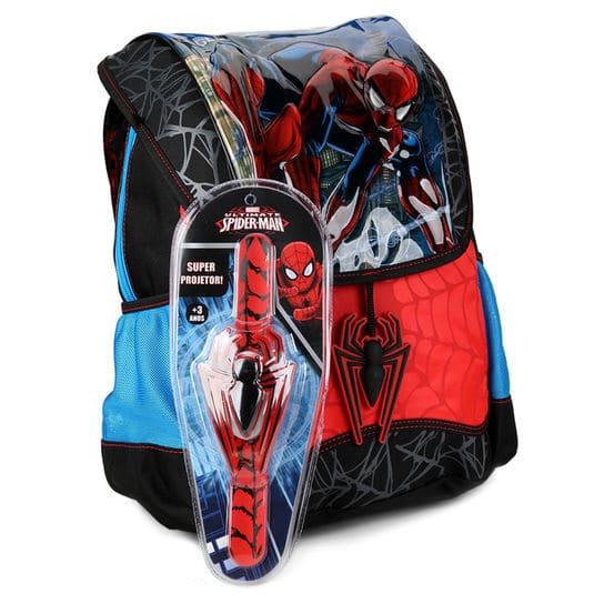 Mochila Infantil Spider Man 064617-00 Sestini