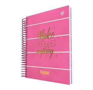 Planner Permanente Pink com Espiral A5 DAC