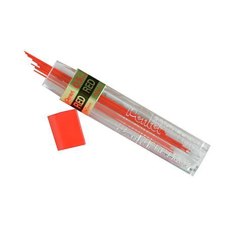 Grafite Colorido - RED - Pentel 0.5mm