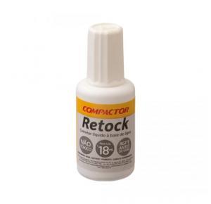 Corretivo Líquido 18 ml Retock Compactor